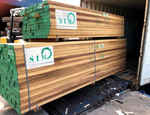 Iroko Secado Artificial (KD) 12-14%